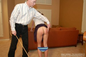 Firm Hand Spanking - The Interventionist - I - image 17