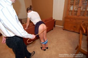 Firm Hand Spanking - The Interventionist - I - image 13