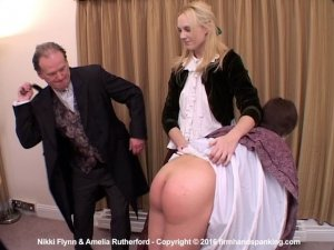 Firm Hand Spanking - What The Dickens - U - image 6