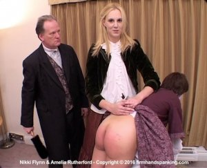 Firm Hand Spanking - What The Dickens - U - image 5