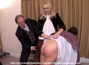 Firm Hand Spanking - What The Dickens - U - image 1
