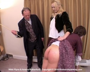 Firm Hand Spanking - What The Dickens - U - image 13