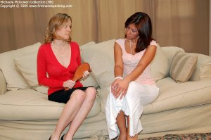 Firm Hand Spanking - Nanny Diaries - B - image 7