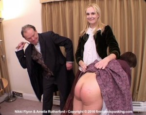 Firm Hand Spanking - What The Dickens - U - image 8