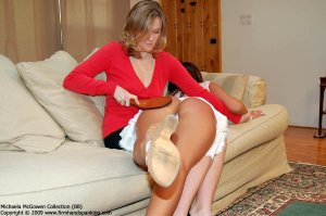 Firm Hand Spanking - Nanny Diaries - B - image 17
