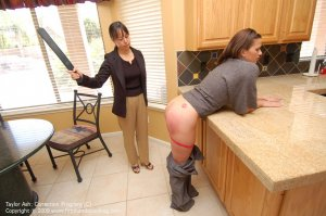 Firm Hand Spanking - Correction Program - C - image 4