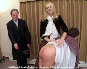 Firm Hand Spanking - What The Dickens - U - image 11