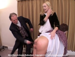 Firm Hand Spanking - What The Dickens - U - image 12