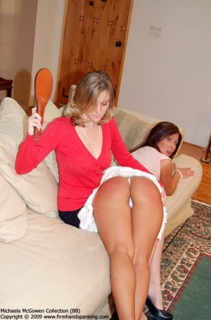 Firm Hand Spanking - Nanny Diaries - B - image 16