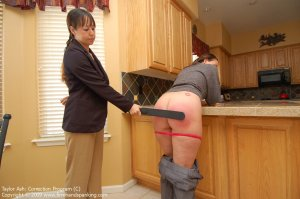Firm Hand Spanking - Correction Program - C - image 17