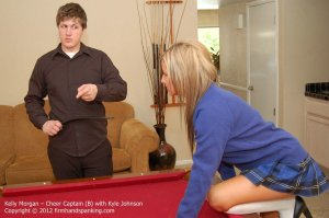 Firm Hand Spanking - Cheer Captain - B - image 5