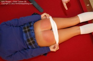 Firm Hand Spanking - Cheer Captain - B - image 3