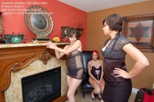 Firm Hand Spanking - Miss Tushy's Burlesque Club - G - image 4
