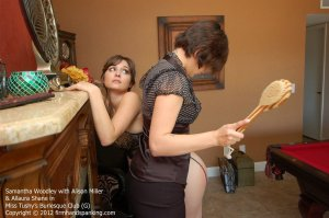 Firm Hand Spanking - Miss Tushy's Burlesque Club - G - image 13