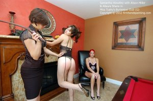 Firm Hand Spanking - Miss Tushy's Burlesque Club - G - image 12