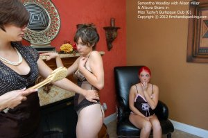Firm Hand Spanking - Miss Tushy's Burlesque Club - G - image 11