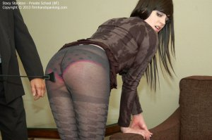 Firm Hand Spanking - Private School - Bf - image 1