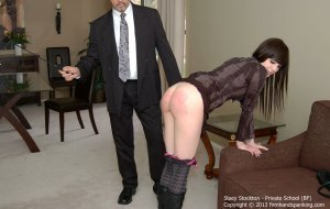 Firm Hand Spanking - Private School - Bf - image 7