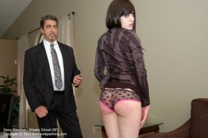 Firm Hand Spanking - Private School - Bf - image 4