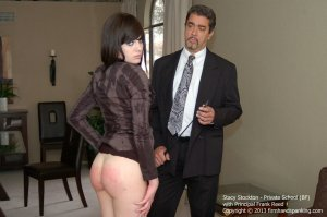 Firm Hand Spanking - Private School - Bf - image 2