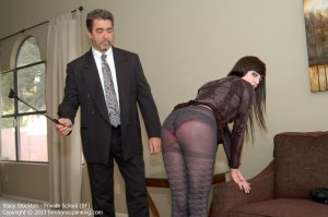 Firm Hand Spanking - Private School - Bf - image 3