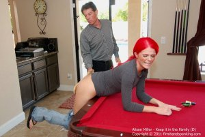 Firm Hand Spanking - Keep It In The Family - D - image 10