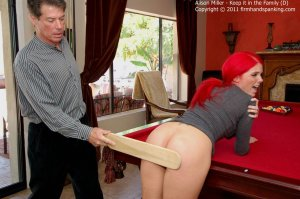 Firm Hand Spanking - Keep It In The Family - D - image 13