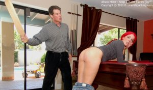 Firm Hand Spanking - Keep It In The Family - D - image 9