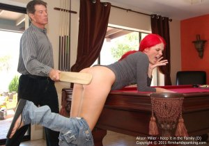 Firm Hand Spanking - Keep It In The Family - D - image 5