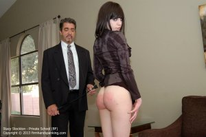 Firm Hand Spanking - Private School - Bf - image 15