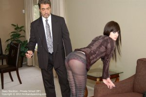 Firm Hand Spanking - Private School - Bf - image 12
