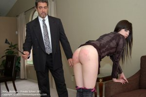 Firm Hand Spanking - Private School - Bf - image 9