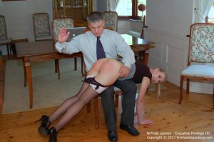 Firm Hand Spanking - Executive Privilege - B - image 12