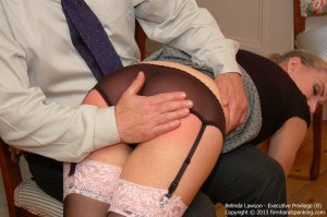 Firm Hand Spanking - Executive Privilege - B - image 7