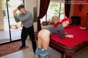 Firm Hand Spanking - Keep It In The Family - D - image 18