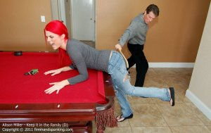 Firm Hand Spanking - Keep It In The Family - D - image 16