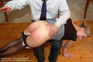 Firm Hand Spanking - Executive Privilege - B - image 9