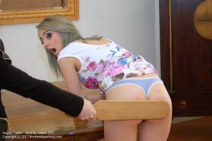 Firm Hand Spanking - Sorority Sisters - Fj - image 7