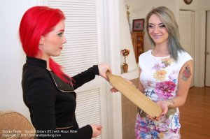 Firm Hand Spanking - Sorority Sisters - Fj - image 16