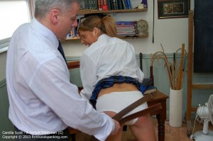 Firm Hand Spanking - A Perfect Education - G - image 3