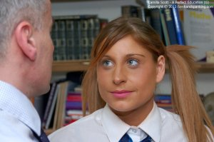 Firm Hand Spanking - A Perfect Education - G - image 2