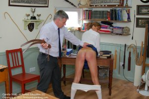 Firm Hand Spanking - A Perfect Education - G - image 11