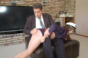 Firm Hand Spanking - Reform School - Eb - image 4