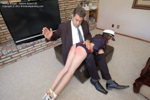 Firm Hand Spanking - Reform School - Eb - image 13