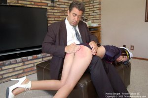 Firm Hand Spanking - Reform School - Eb - image 3
