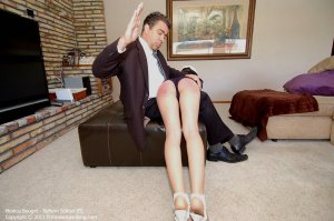 Firm Hand Spanking - Reform School - Eb - image 11