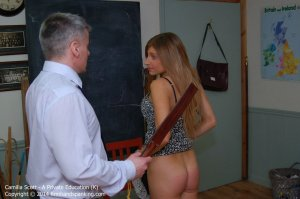 Firm Hand Spanking - A Perfect Education - K - image 9