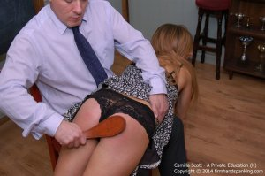 Firm Hand Spanking - A Perfect Education - K - image 8
