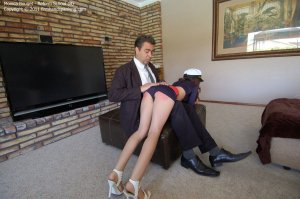 Firm Hand Spanking - Reform School - Eb - image 8
