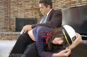 Firm Hand Spanking - Reform School - Eb - image 12